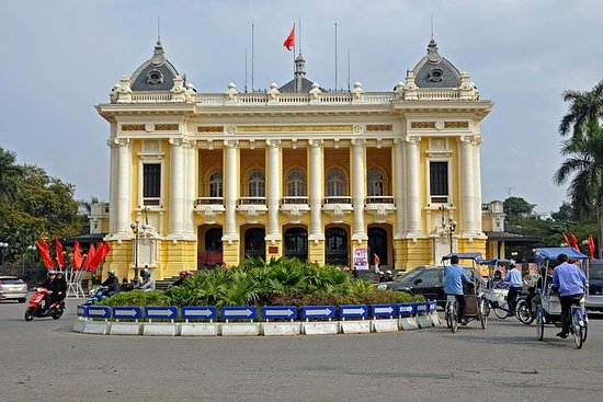 Piccolo gruppo: Hanoi City Half-day