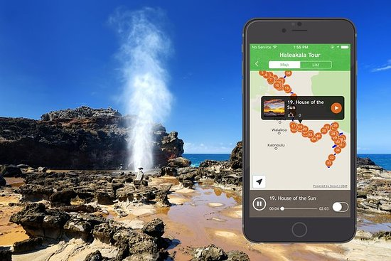 West Maui Coastline Driving Tour App