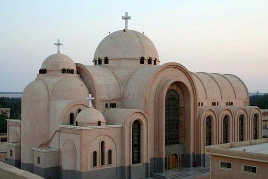 Tour zum Wadi El Natroun Kloster von Kairo: Tour to Wadi El Natroun Monastery from Cairo