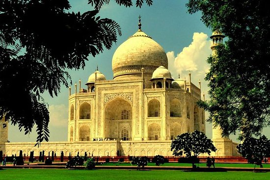 Same Day Taj Mahal Tour With Lunch...
