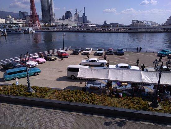 Κόμπε, Ιαπωνία: アメ車の集会