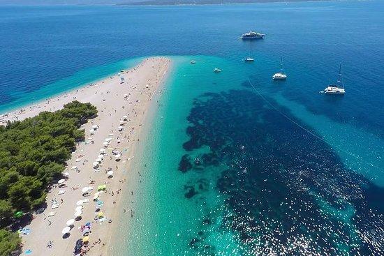 GROUP PRICE PRIVATE BOAT TOUR fra Split...