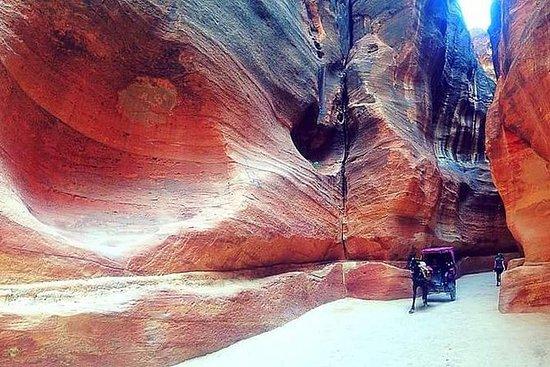 7 giorni di viaggio in Giordania