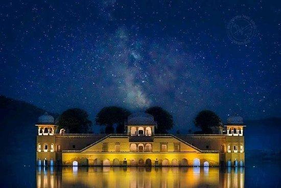 Lune de miel à Jaipur