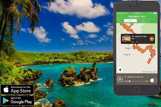 Maui - Full Island GPS Driving Tour App