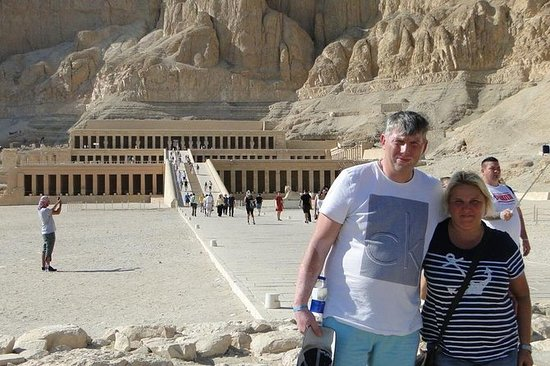 Full-Day Small-Group Luxor Tour from...