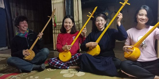 Yen Nhi Ban Gioc Homestay: Yến Nhi Bản Giốc Homestay