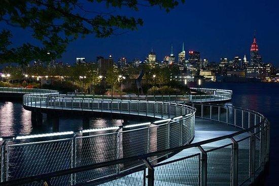 纽约电池公园Hoboken徒步之旅 - 很多值得一看和学习