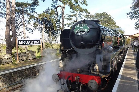 COTSWOLD STEAM TOUR QUINTA-FEIRA...