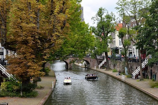 Dagje uit naar Utrecht