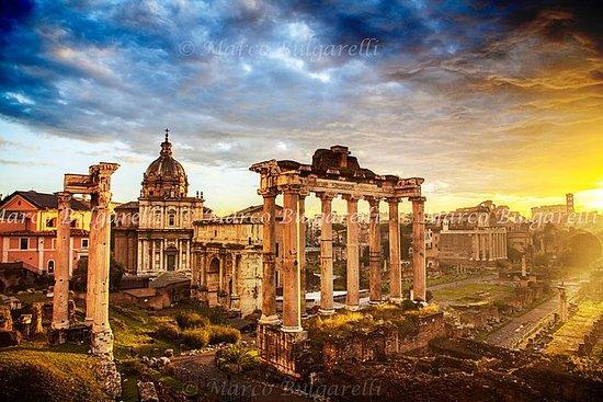 Tour fotografico e workshop di Roma