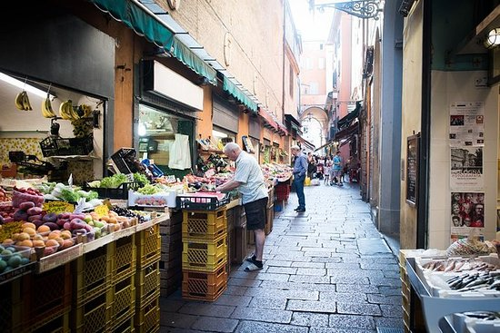 Visite du marché privé, déjeuner ou...