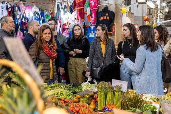 私人市場遊覽和烹飪課程,在Policoro享用午餐或晚餐