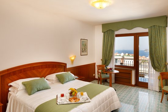 Grand Hotel Cesare Augusto, hôtels à Sorrente