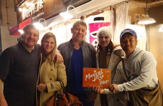 Magical Trip: Hiroshima Bar Hopping Tour!