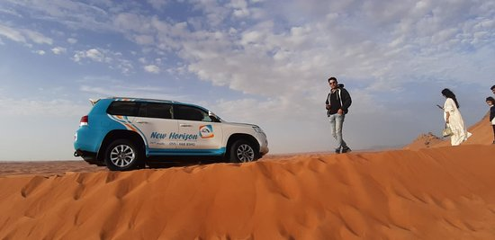 New Horizon Travel and Tours: Our Happy Guests