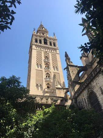 Excellent tour of Cathedral and Alcazar