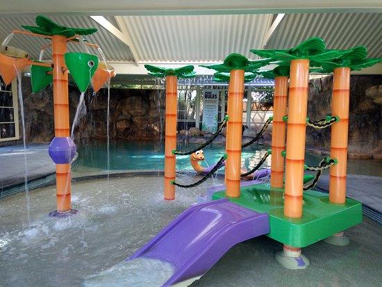 Fabulous facilities