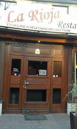 La Rioja: der eingang