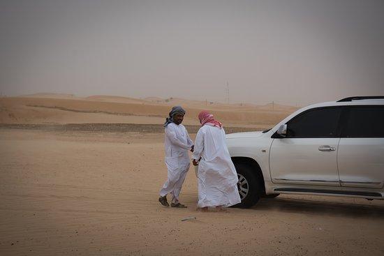 Wüstensafari mit Desert Dreams
