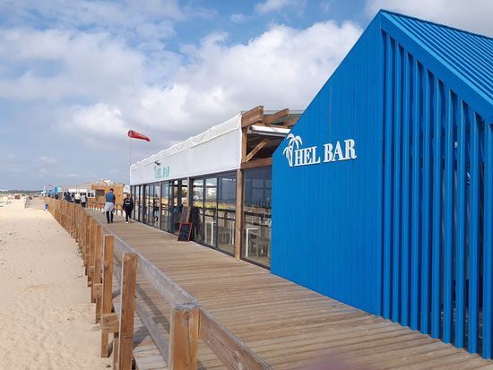 Hel-Bar: Vista Sul - entrada