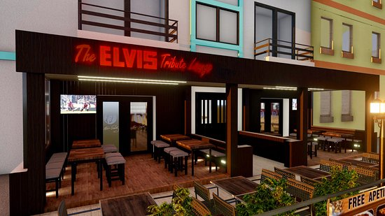 The Elvis Tribute Lounge