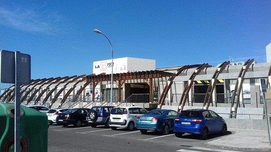 Los Cristianos, Ισπανία: La pepa