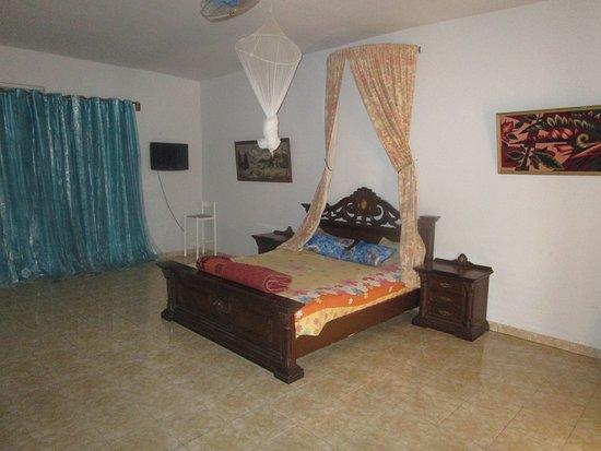 Toubab Dialao, Sénégal : chambre de luxe