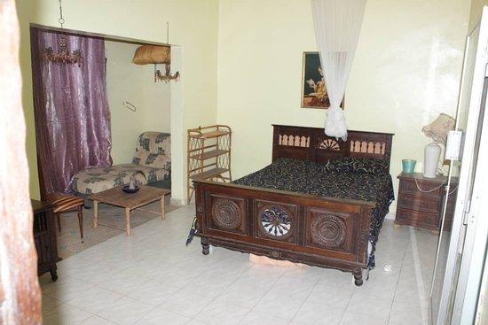 Toubab Dialao, เซเนกัล: chambre pour enfant