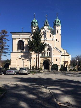Jaroslaw, Ba Lan: Cerkiew greckokatolicka pw. Przemienienia Pańskiego