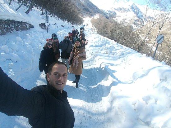 Τιφλίδα, Γεωργία: group was happy.