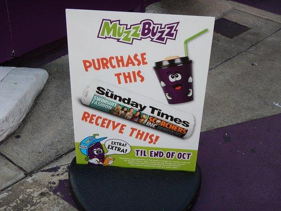 Muzz Buzz Mandurah