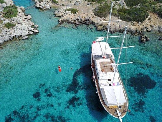 Bozburun yacht charter & broker