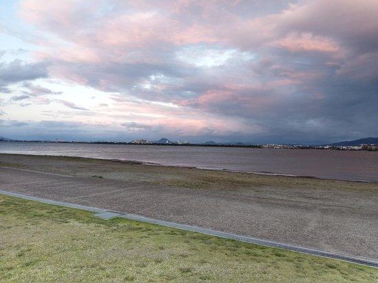 Lake Biwa : 風景です