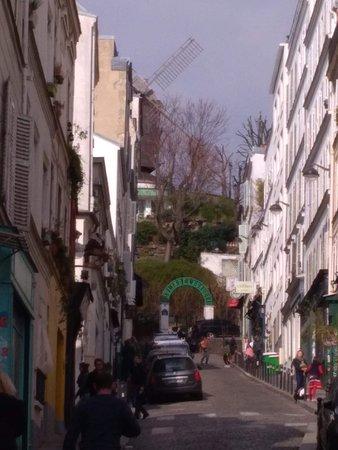 Rue de l hotel