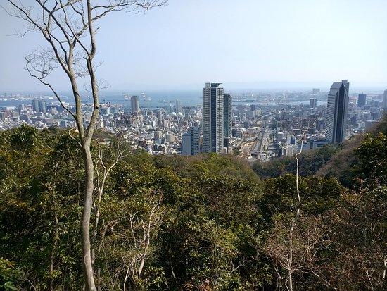 Κόμπε, Ιαπωνία: Une bonne randonnée dans les hauteurs de Nunobiki falls, avec vue imprenable sur Kobe