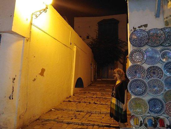 Sidi Bou Said, Τυνησία: sidi bousaid -- Mars 2019