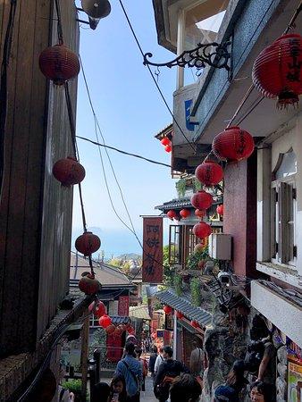 Chiufen (Jiufen Old Street)