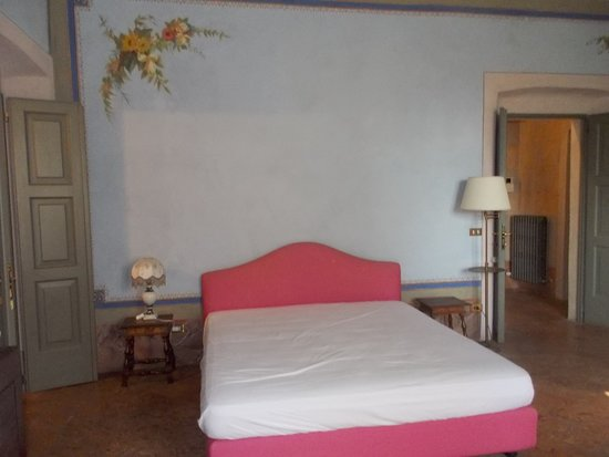 Villa Bottini - La Limonaia: Stanza da letto