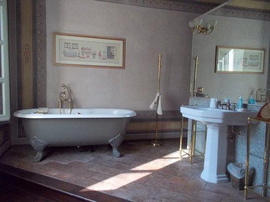 Villa Bottini - La Limonaia : Bagno padronale