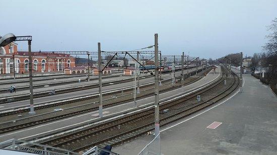 Railway Station Bryansk-Orlovskiy