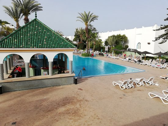 Club Marmara Les Jardins D'Agadir: Piscine principale