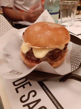 Hambúrguer Chic