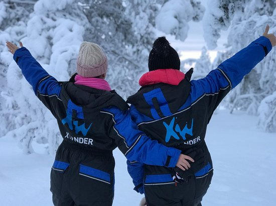 Ivalo, Suomi: Xwander Nordic
