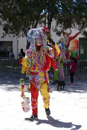 Carnival of the Devil (Diablos Festivos) to glorify Mother Earth in Humahuaca