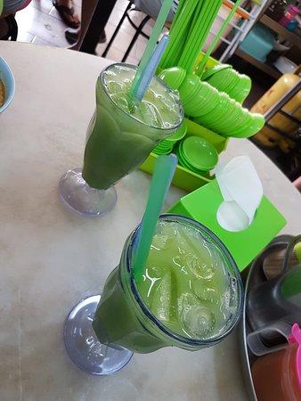 Buah Kedondong juice.