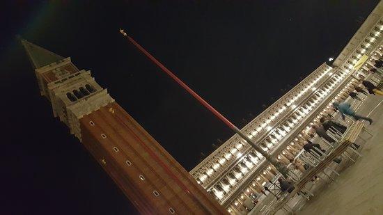 Piazza San Marco: il campanile