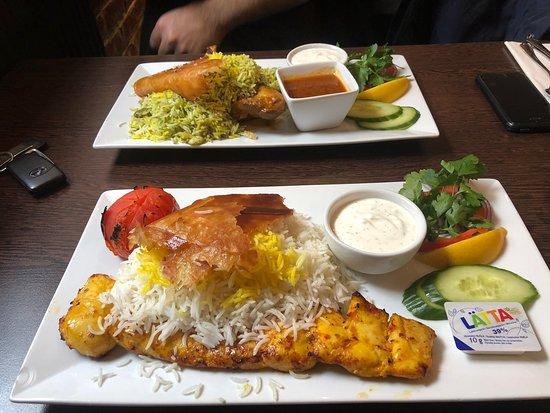 shiraz restaurang stockholm