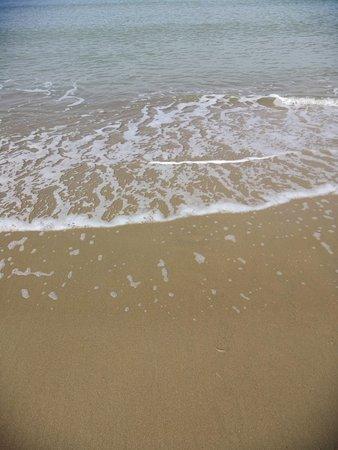 Не пляж, а пляжище!