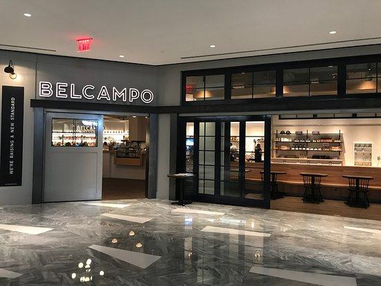 Belcampo Hudson Yards New York City Restaurant Reviews